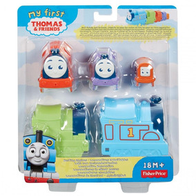 Fisher Price T And F Thomas 5 En 1