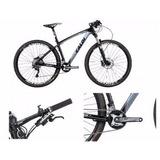 Bike Caloi Elite Carbon Sport Tamanhos 17 E 19