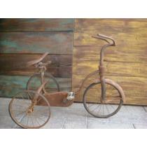 Antiguo Triciclo De Los 40
