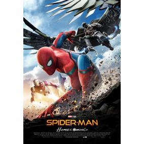 Pôster - Homem Aranha De Volta Ao Lar - Frete Grátis