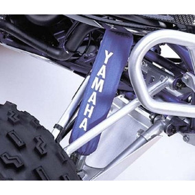 Cubre Amortiguadores Azules Yamaha Yfz450r Banshee Lcm