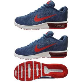 Tenis Nike Air Max Sequent 2 Envio Gratis M S Intereses