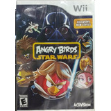 Angry Birds Star Wars.-wii