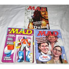 Revistas Mad, Varios Numeros