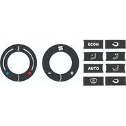 Adesivo Comando Ar Condicionado Polo Digital Climatronic