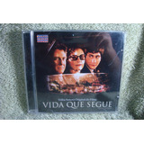 Vida Que Segue,trilha Sonora Original Do Filme - Cd Nacional