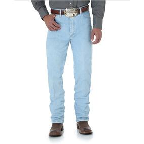 Pantalon Jeans Mezclilla Wrangler Corte Vaquero