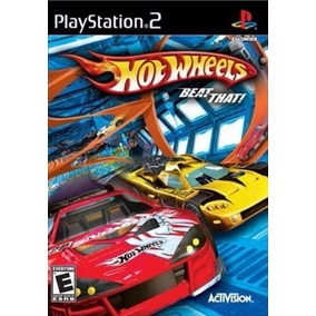 Ps2 - Hot Wheels Beat That - Patch