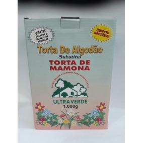 Fertilizante Natural Para Plantas Torta De Mamona