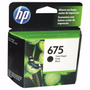 Cartucho Hp 675 Original Negro Officejet 4400 4575 K410 K710