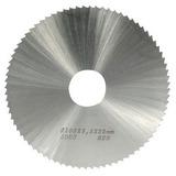 Serra Circular Aço Rápido 125x1,00x22mm Din 1837a