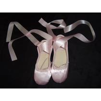 Sapatilha Ballet Bailarina De Fita De Cetim