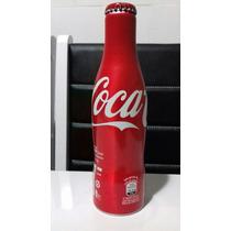 Coca-cola Garrafa De Alumínio 250ml Com Validade Expirada