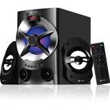 Aparelho De Som Mini System Vinik Vsx200 Usb/sd/rádio Fm 28w