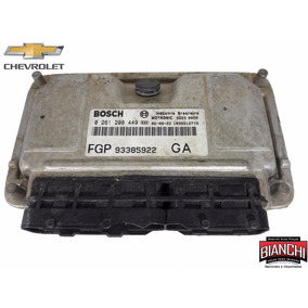 Modulo Corsa 1.0 8v Flex 0261208449 93385922 Ga Orig