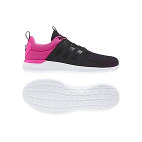 adidas Zapatillas Running Mujer Cf Lite Racer Negro/rosa