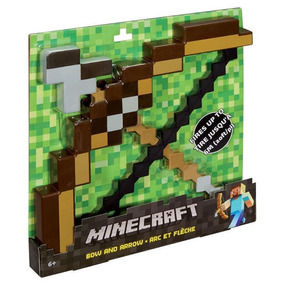 Minecraft Arco Y Flecha