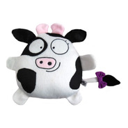 Vaca Peluche Nombre Personalizado Cumpleaños Aniversario