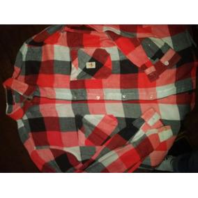 Camisa Leñadora Marca Sunsurf