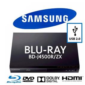 Blu Ray Samsung Bd-j4500r Cable Hdmi 100% Nuevo Original