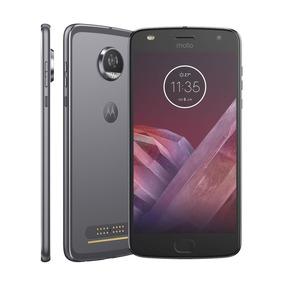 Smartphone Motorola Moto Z2 Play 64gb 12mp Platinum