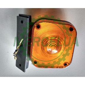 Par Lanterna Seta Lateral Ford Cargo Amarela