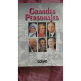 Enciclopedia Grandes Personajes Oceano