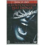 Dvd A Morte Convida Para Dançar - Versão Sem Cortes - Lacr.