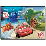 Disney Ler E Pintar - Pixar