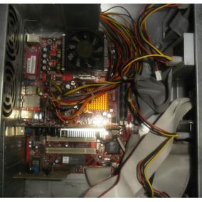 Pc Amd Atlhom Xp 1.0 Ghz, 1.25 Gb Ddr400,