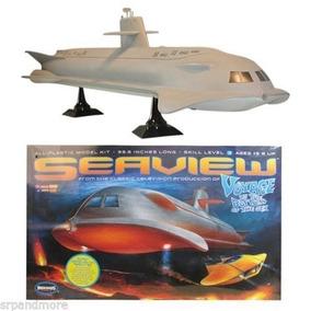 Submarino Seaview Voyage To The Bottom Sea - 1 Metro Comp