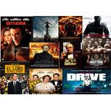 Película Formato Digital Todos Los Títulos Y Clásicos X3