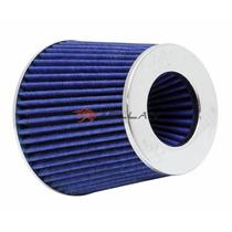 Filtro De Ar Conico Invertido K&n Rg-1001bl Azul - Cód.2577