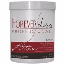 Forever Liss Bo-tox Capilar Em Óleo De Argan Oil 1kg