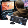 Teclado + Mouse Inalambrico One Gamer Wireless