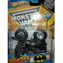 Hot Wheels Batman Monster Jam 69/80 Travel Treads