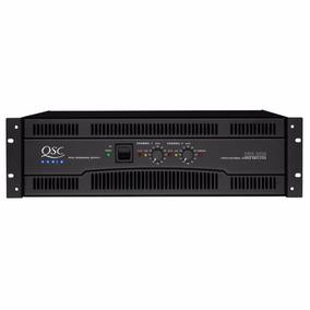 Qsc Rmx 5050 Amplificador De Potencia Profesional 2500w