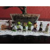 Coleção Shrek - Kinder Ovo