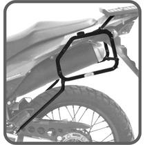 Suporte Do Bau Lateral Honda Xre 300 Scam