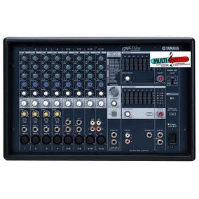 Mixer De Audio Yamaha Analog.emx512sc