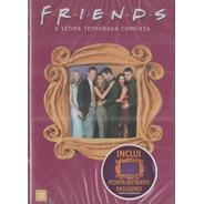 Friends  7ª Temporada - Box Com 4 Dvds - Jennifer Aniston
