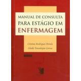 Livro: Manual De Consulta Para Estágio Em Enfermagem