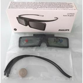 Oculos Philips 3d Original Pta529 (1 Par) Novo f9f49a70fd