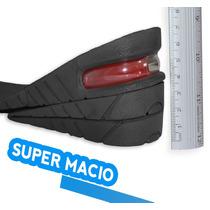 Palmilha Air Max Anti Impacto Em Pvc Aumente 7cm De Altura