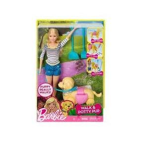 Barbie Family Taffy Travessuras Com Acessórios - Mattel