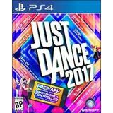 Just Dance 2017 Ps4   Digital 1°   Entrega Inmediata