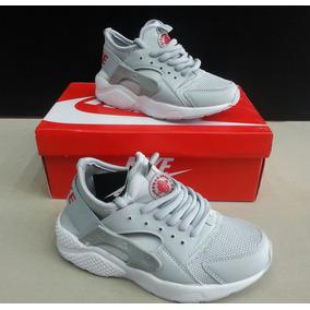 Zapatos Nike Huarache Para Niños Niñas 25 Al 34