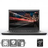 Laptop Lenovo Thinkpad T440 Ci5 Ssd 240gb Ram 8gb Ram 14
