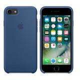 Silicone Case Estuche Original Iphone 6, 7, 7 Plus Apple