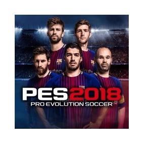 Pro Evolution Soccer 2018 Pes 18 Portugues Psn Digital Ps3